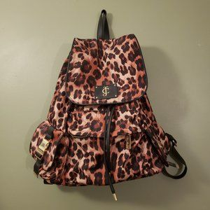Flash sale💥Juicy Couture Leopard Print Backpack